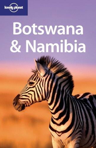 9781741049220: Lonely Planet Botswana & Namibia (Multi Country Guide)