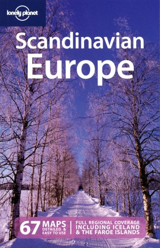 Lonely Planet Scandinavian Europe (Multi Country Travel: Andrew Stone, Carolyn