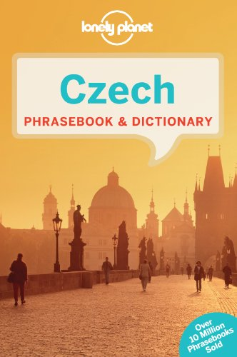 9781741049725: Lonely Planet Czech Phrasebook & Dictionary