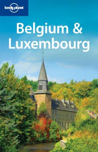 Lonely Planet Belgium & Luxembourg: Mark Elliott