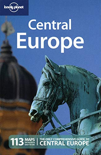 9781741049992: Lonely Planet Central Europe (Multi Country Travel Guide)