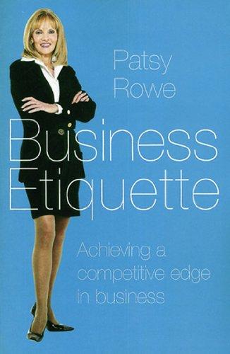 9781741101881: Business Etiquette