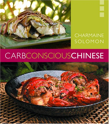 Low Carb Chinese Cooking: Solomon, Charmaine
