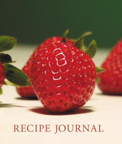 9781741104196: Recipe Journal - Strawberry