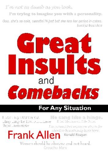 Great Insults & Comebacks: Allen, Frank