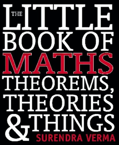 9781741106718: The Little Book of Maths, Theorems, Theories & Things