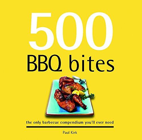 9781741107203: 500 BBQ Bites
