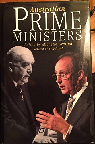 9781741107272: Australian Prime Ministers