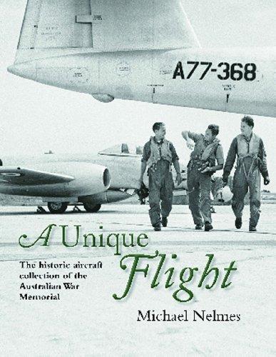 A Unique Flight: Nelmes, Michael