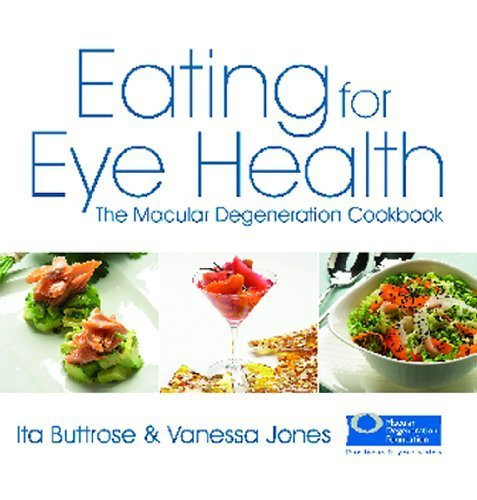 9781741107951: Eating for Eye Health