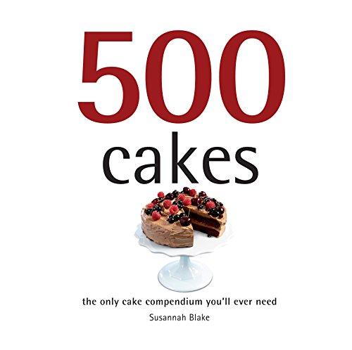 9781741108293: 500 Cakes