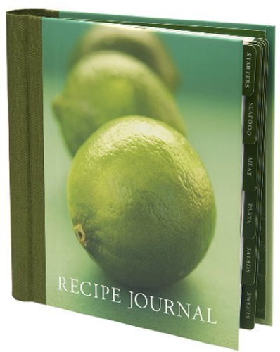 Recipe Journal - Lime: Publishers, New Holland