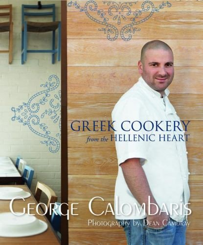 9781741108590: Greek Cookery: From the Hellenic Heart