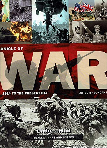 9781741108637: Chronicle of War: 1914 to the Present Day
