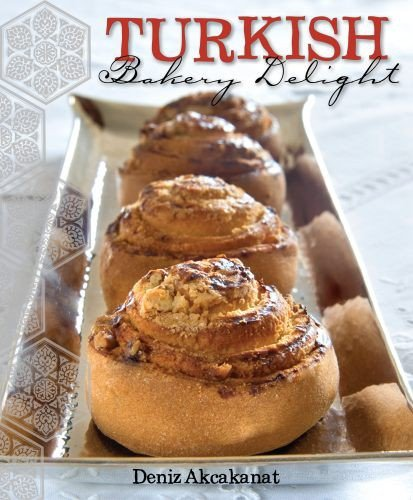 Turkish Bakery Delight: Deniz Gokturk Akcakanat