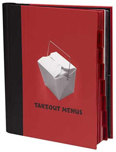 9781741109375: Takeout Menu Holder - Chinese
