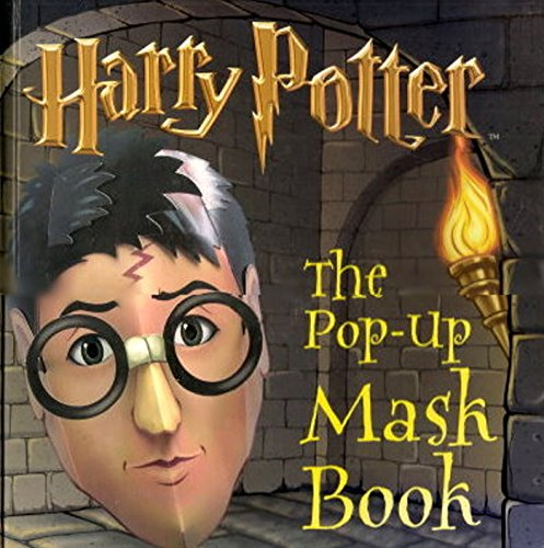 9781741110074: HARRY POTTER: The Pop-Up Mask Book