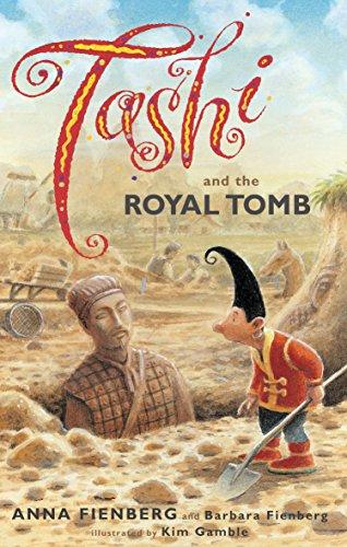 9781741140903: Tashi and the Royal Tomb (Tashi series)