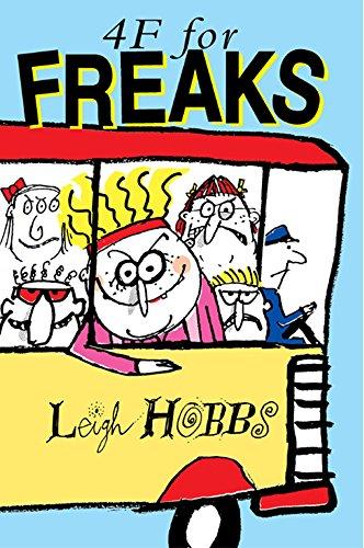 4F for Freaks: Miss Corker's Revenge: Hobbs, Leigh