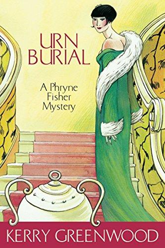 9781741141405: Urn Burial (Phryne Fisher, #8)