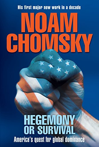 9781741141627: Hegemony Or Survival - America's Quest For Global Dominance