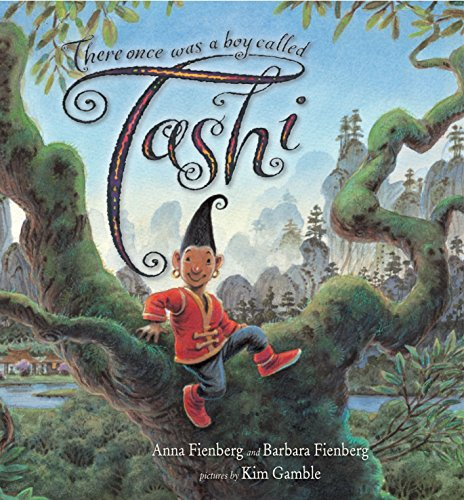 9781741141986: There Once Was a Boy Called Tashi (Tashi series)