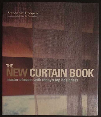 9781741142099: The New Curtain Book: Master-Classes with Today's Top Designers