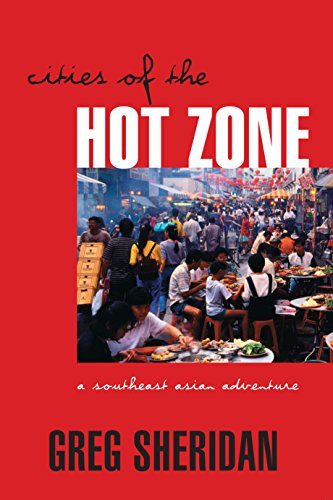 9781741142242: Cities of the Hot Zone: A Southeast Asian Adventure