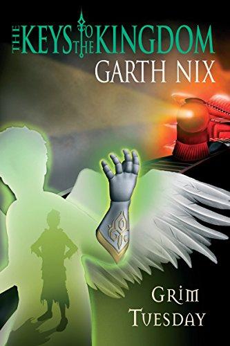 Grim Tuesday : The Keys to the: Nix, Garth