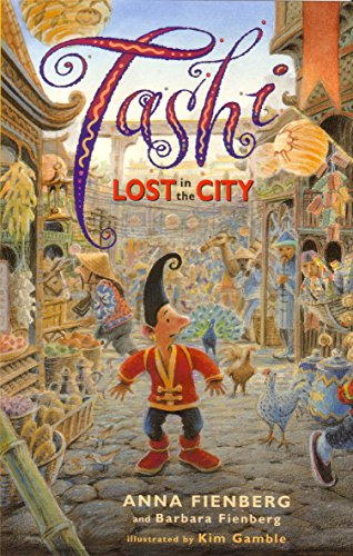 Tashi Lost in the City (Tashi series): Anna Fienberg; Barbara