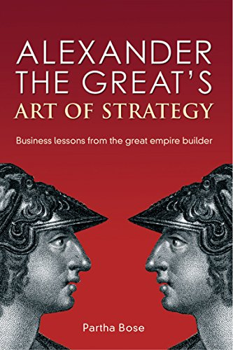 9781741144314: Alexander the Great's Art of Strategy
