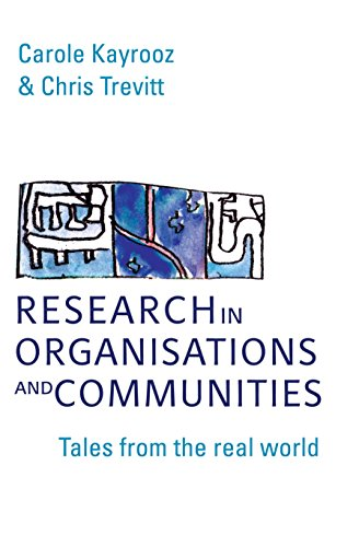 Research in Organisations and Communities: Carole Kayrooz Chris