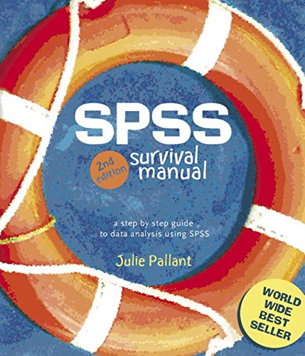 9781741144789: SPSS Survival Manual : A Step by Step Guide to Data Analysis Using SPSS