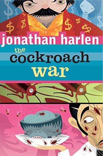 9781741144901: The Cockroach War