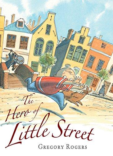 9781741145243: Hero of Little Street