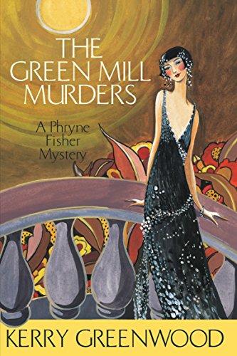 9781741145557: The Green Mill Murder