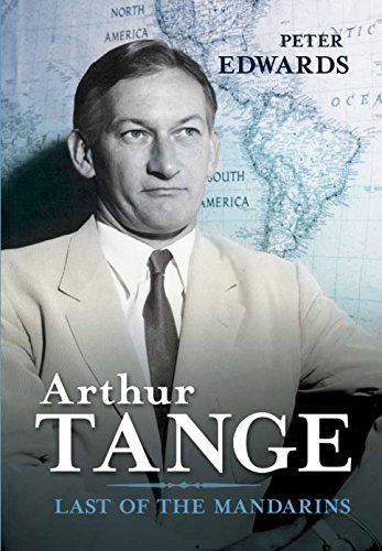 9781741146424: Arthur Tange: Last of the Mandarins