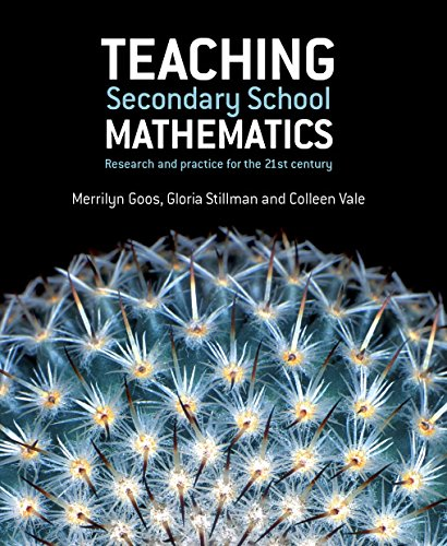 9781741146516: Teaching Secondary School Mathematics: Research and Practice for the 21st Century