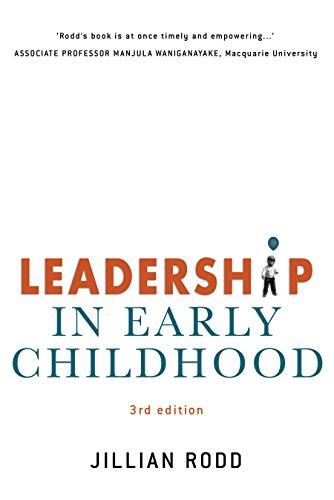 9781741146752: Leadership in Early Childhood