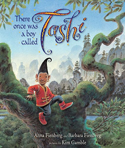 9781741147193: There Once Was a Boy Called Tashi (Tashi series)