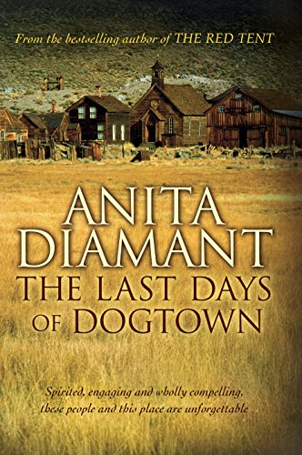 9781741147568: The Last Days of Dogtown : In the First Decades of the Nineteenth Century, Lo...