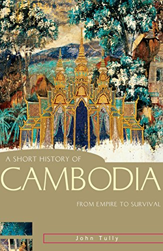 9781741147636: A Short History of Cambodia: From Empire to Survival (A Short History of Asia series)