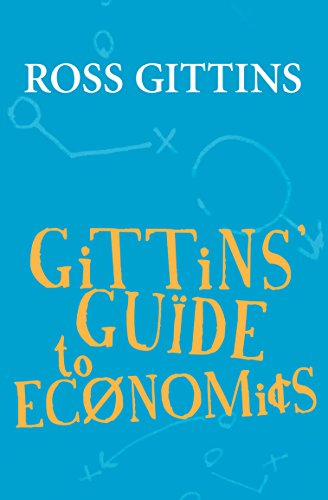 Gittins' Guide to Economics (1741147999) by Ross Gittins