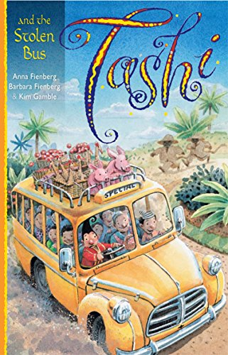 Tashi and the Stolen Bus (Tashi series): Anna Fienberg; Barbara