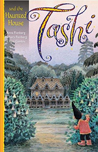 Tashi and the Haunted House: Fienberg, Anna; Fienberg, Barbara