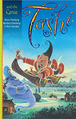 Tashi and the Genie (Paperback): Barbara Fienberg, Kim