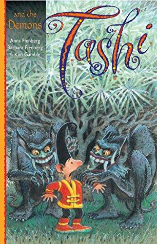 Tashi and the Demons: Fienberg, Anna; Fienberg, Barbara