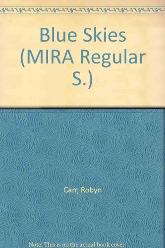 9781741161472: Blue Skies (MIRA Regular S.)