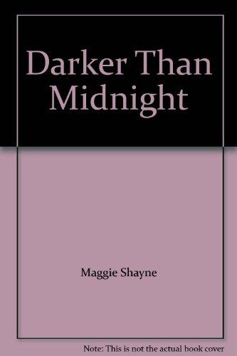 9781741162868: Darker Than Midnight