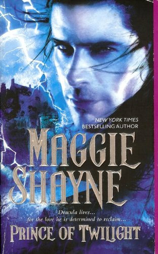 Prince of Twilight: Shayne Maggie